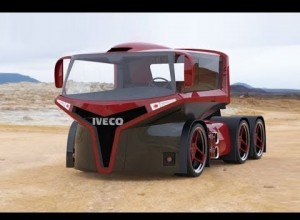 Niesamowite ciężarówki przyszłości