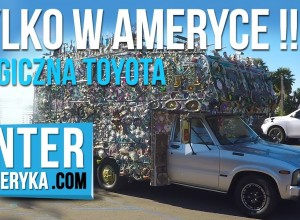 Tylko w AMERYCE - Najbardziej Hipsterski Samochód RV