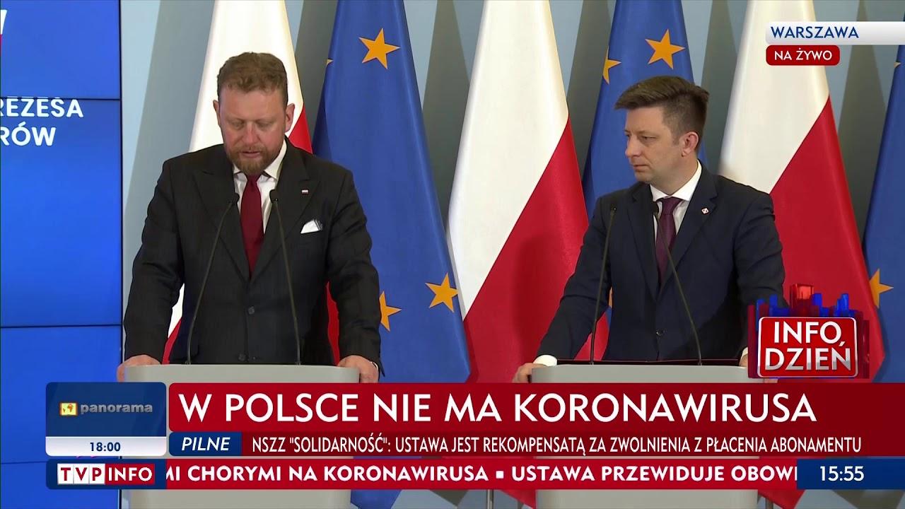 Koronawirus w Polsce. Najnowsze informacje